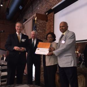 Rotary Club Recognition as Paul Harris fellow